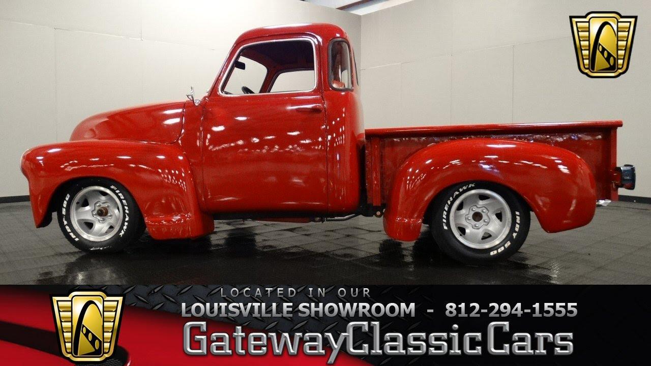 1947 Chevrolet 3100 5 Window Pickup Truck - Louisville Showroom ...