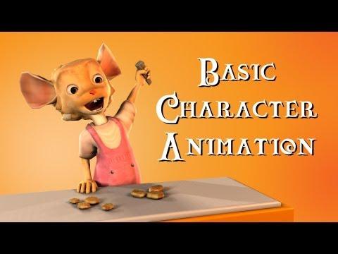Basic Character Animation