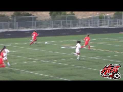 WPSL Cen Cal HEAT Goal vs. SF Nighthawks