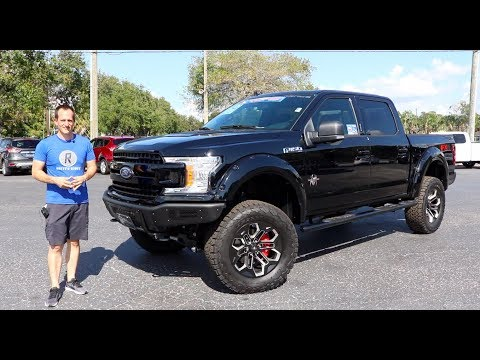 Is the 2018 Ford F150 Black Widow worth the MONEY?