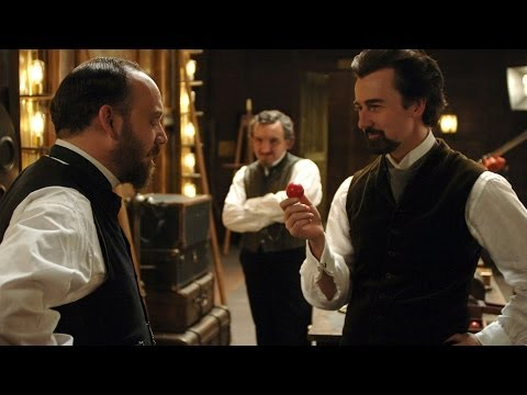 Official Trailer: The Illusionist (2006)