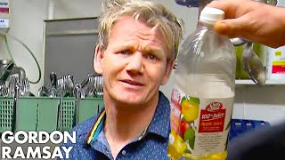 Ramsay Can't Handle Being Served APPLE JUICE Risotto! | Hotel Hell Mp3