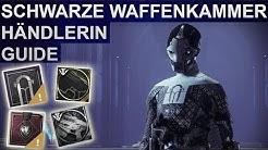 Destiny 2 Forsaken: Schwarze Waffenkammer Ada Händlerin Guide / Erklärt (Deutsch/German)