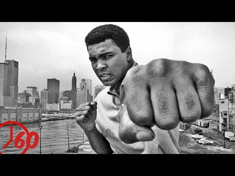 60 Seconds of Muhammad Ali FACTS