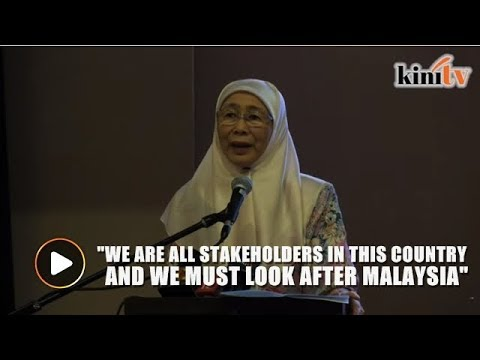 Wan Azizah: Gov't will take action against those that threaten peace and harmony