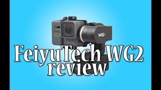FeiyuTech WG2 WaterProof Wearable Gimbal for Go-pro and other Action cameras