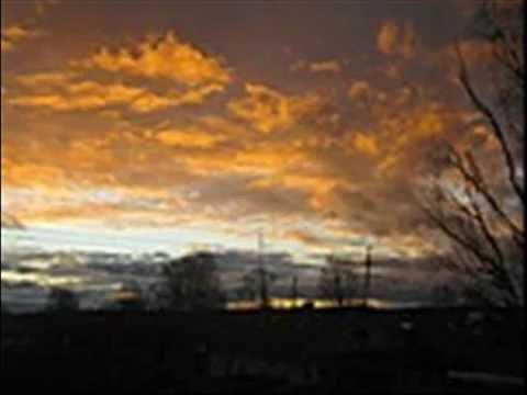 Рассветы и закаты. Река Луза и её окрестности