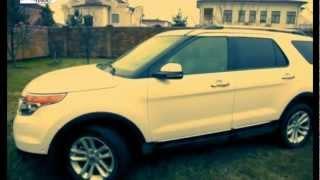 2011 Ford Explorer 5 Тест драйв