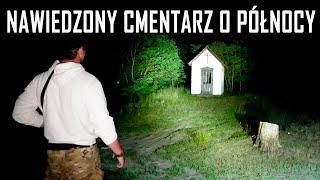 Nawiedzony cmentarz w przeklętej wsi - Urbex History