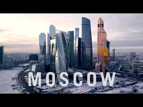 Flying Above Moscow | Drone The Globe | Travel + Leisure