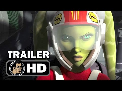 Thumbnail: STAR WARS REBELS - Season 4 Official Trailer #1 (2017) Sci-Fi Animated TV Show HD