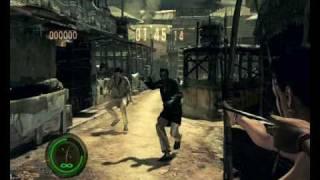 Resident Evil 5 - Sheva Nua, Bundao Gostoso