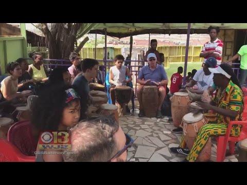 Baltimore Art Students Take Part In Eye-Opening Trip To Ghana