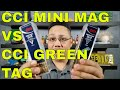 Is cci green tag a rip off mini mag vs green tag review mp3