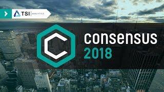 Consensus 2018. Как это повлияет на Bitcoin и рынок криптовалют? | Обзор от TSI Analytics