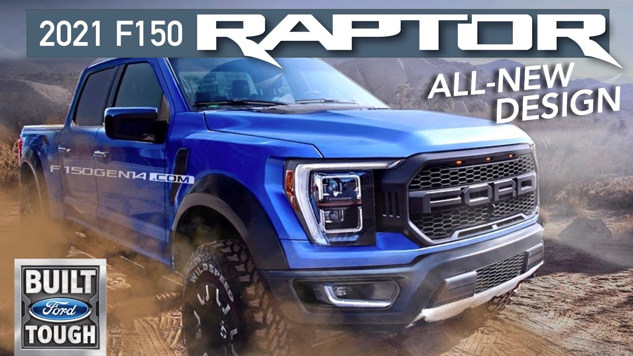 2021 Ford F150 Raptor Mpg Release