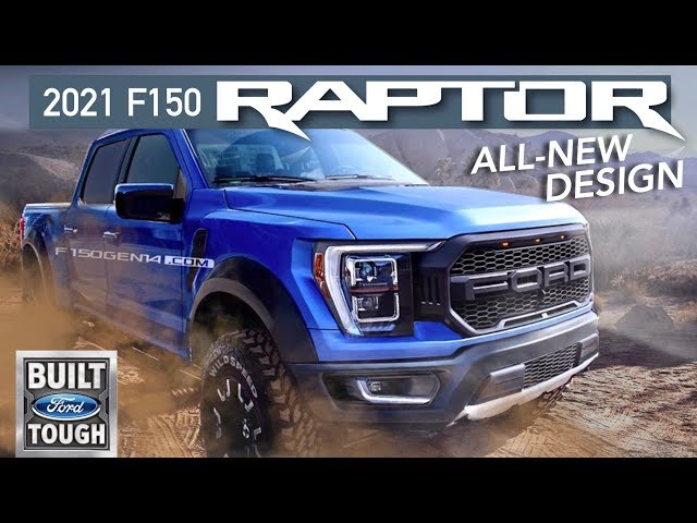 2021 Ford F-150 Raptor: NEW LEAKS (Everything We Know)