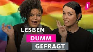 Sind alle Lesben Feministinnen? | 1LIVE Dumm Gefragt
