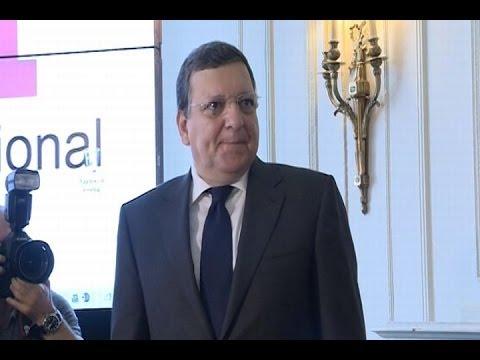 Barroso responsabiliza al Banco de España de la crisis