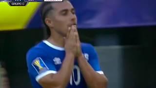 Participación de El Salvador en la Copa Oro 2017