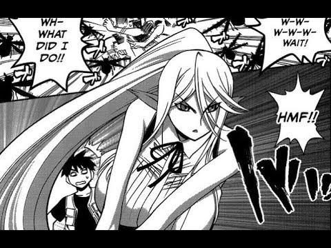 Monster Musume No Iru Nichijou (chapter 44) By Okayado Monmusu Manga