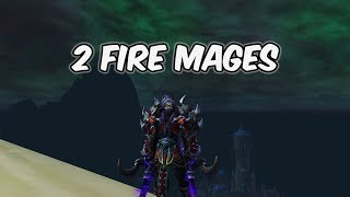 2 Fire Mages - Havoc Demon Hunter PvP - WoW BFA 8.1