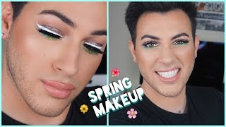 Full Face Drugstore Spring Makeup Tutorial | MannyMua
