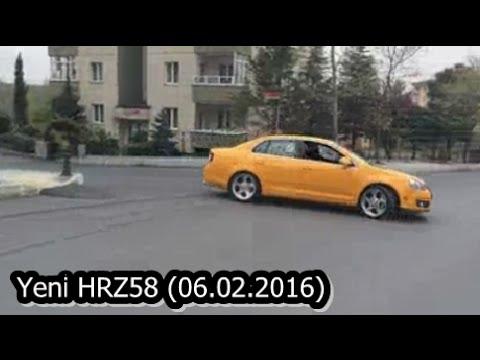 34 HRZ 58'den Yeni Video El Freni Show (06.02.2016) Horoz