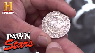 Pawn Stars: Continental Currency from 1776 (Season 8) | History