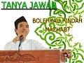 Bolehkah Pindah Mazhab - Ustadz Abdul Somad Lc.MA.m2ts