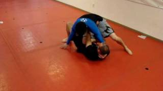 strong heart Bjj move of the month 4-10