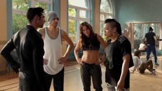 StepUp 3D all on dance Scene