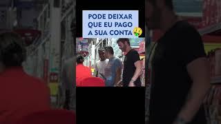 PAGUEI TUDO QUE ELE COMPROU NO MERCADO - #SHORTS DO JOHN LEITÃO