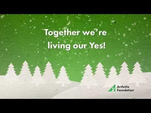 Arthritis Foundation 2018 Holiday Card