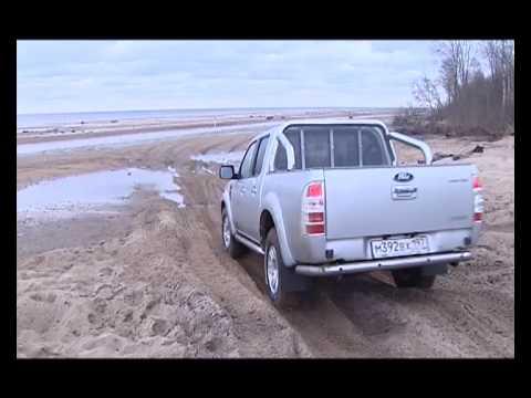 Наши тесты - Ford Ranger 2011