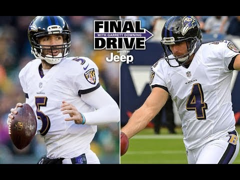 Final Drive: Joe Flacco Critiques Sam Koch