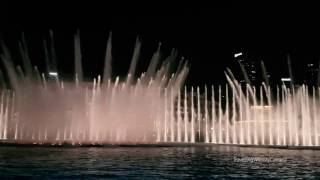 Dubai Fountain - All Night Long