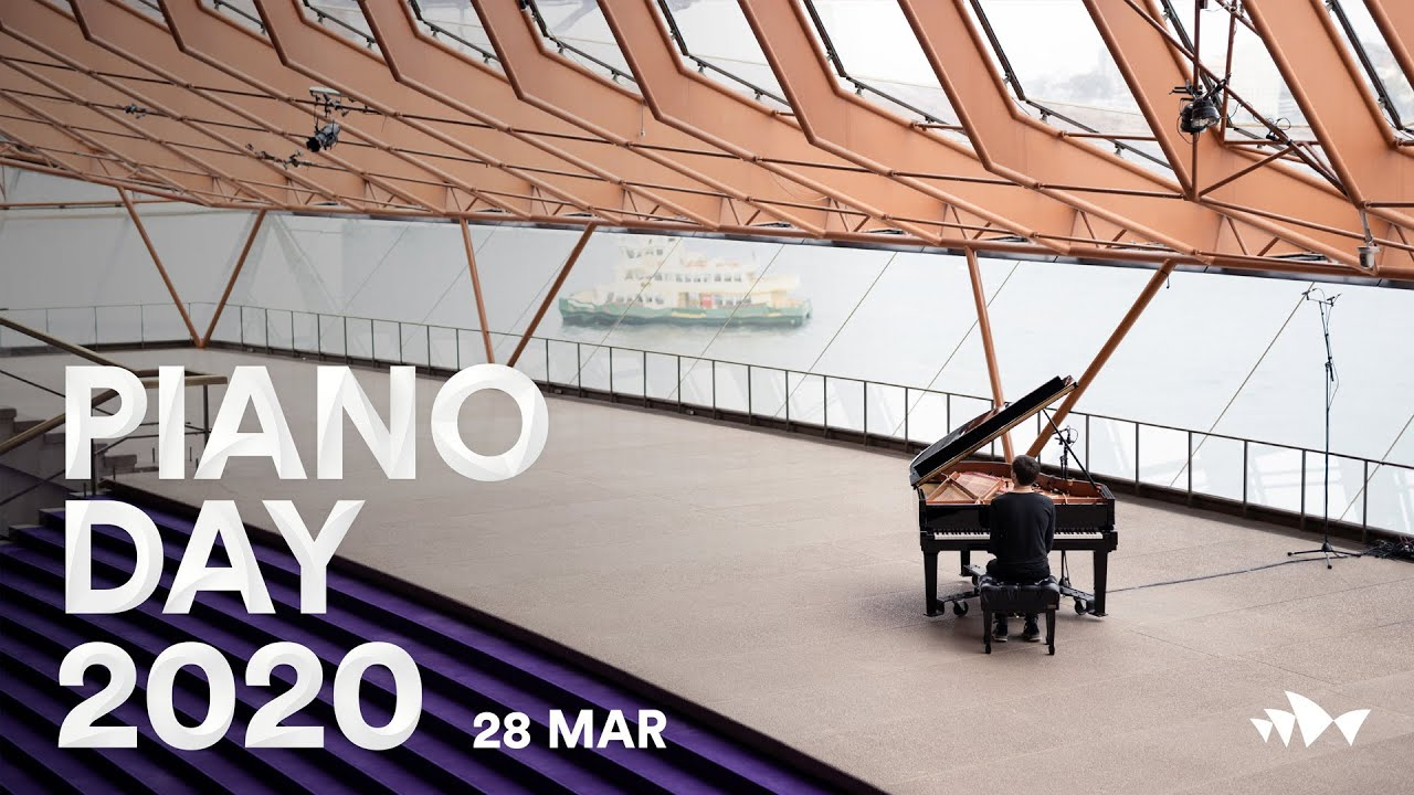 Sydney Opera House | Piano Day 2020 Commission
