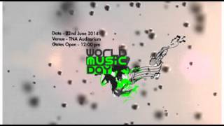 world Music Day 2014