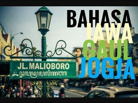 BAHASA JAWA GAUL JOGJA-BAHASA WALIKAN #belajar Bahasa Jawa