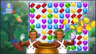 Wonka's World of Candy Level 51 - NO BOOSTERS + FULL STORY ???? | SKILLGAMING ✔️