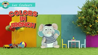 Ratounet - Colors in French