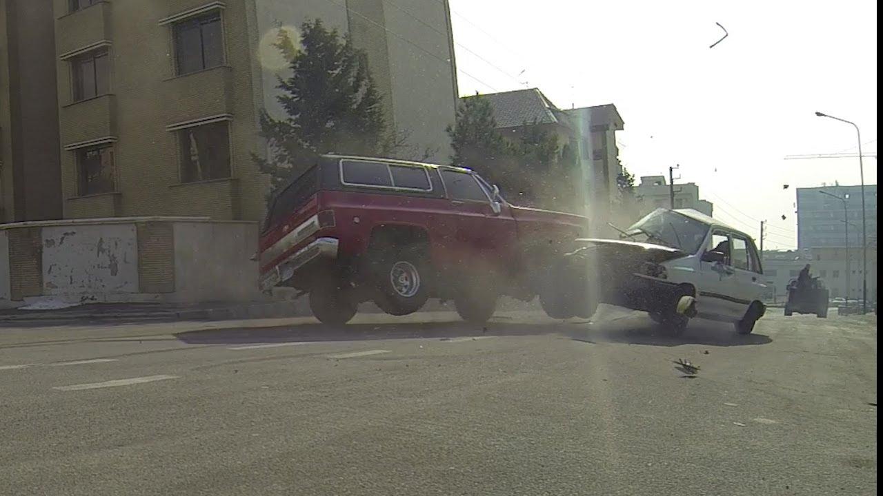 Car crash Footage by Stunt13