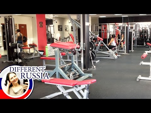 Inside Russian Sports Club What Can You Get for $ 8 per Month.