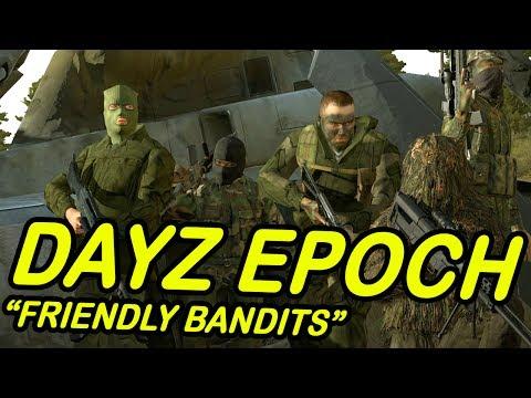 FRIENDLY BANDITS?! - Arma 2: DayZ Mod EPOCH