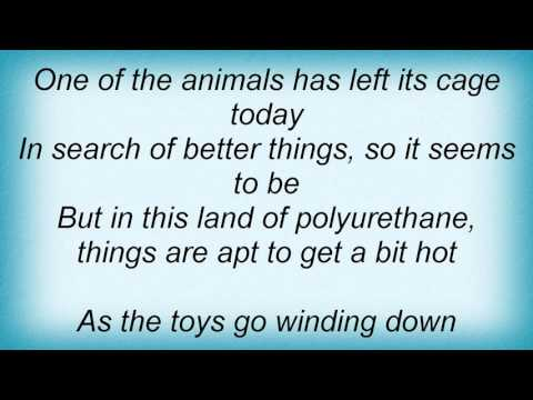 19087 Primus - The Toys Go Winding Down Lyrics