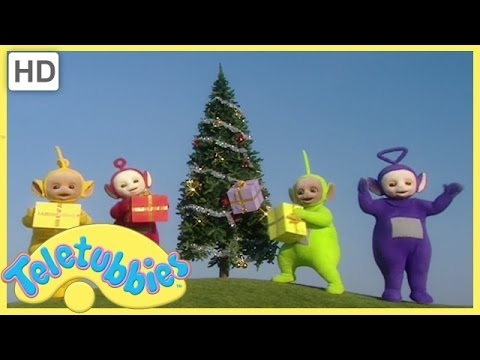 Teletubbies: Christmas Tree - YouTube