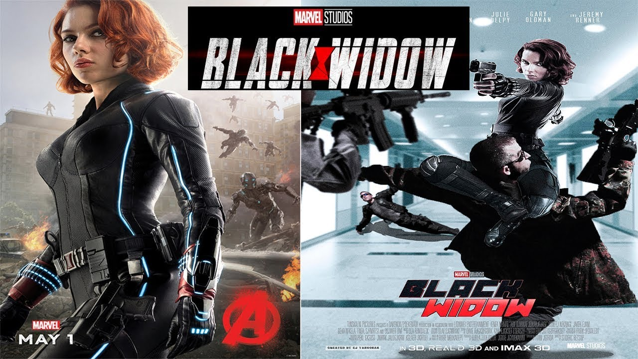 Black Widow 2020 Official made trailer
