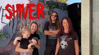 Haunted House Walkthrough   Shiver Home Haunt Tour/interview   Diy Halloween Props & Decor Ideas