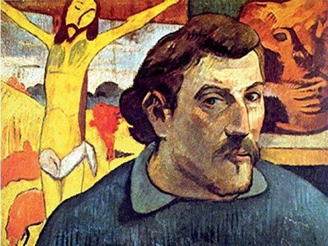 Paul Gauguin. Breve biografía y sus obras. Ideal para niños.